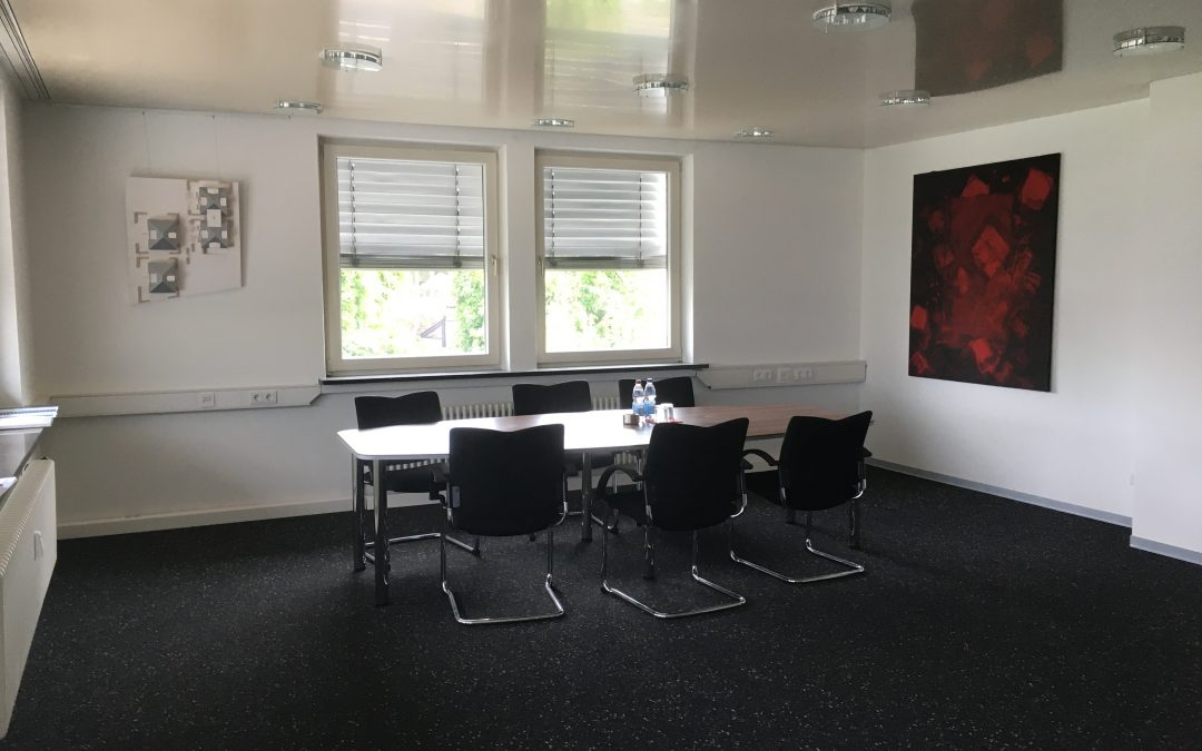 Repräsentative Büroeinheit mit 3 Büros und kleiner Kaffeeküche zu vermieten, ca. 90m², frei ab 01.10.2020