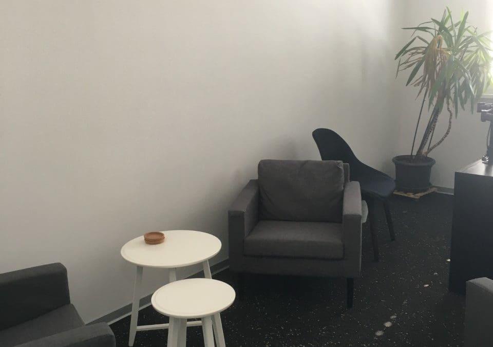 Büro zur Miete ca. 15m², frei ab 01.08.21 oder früher