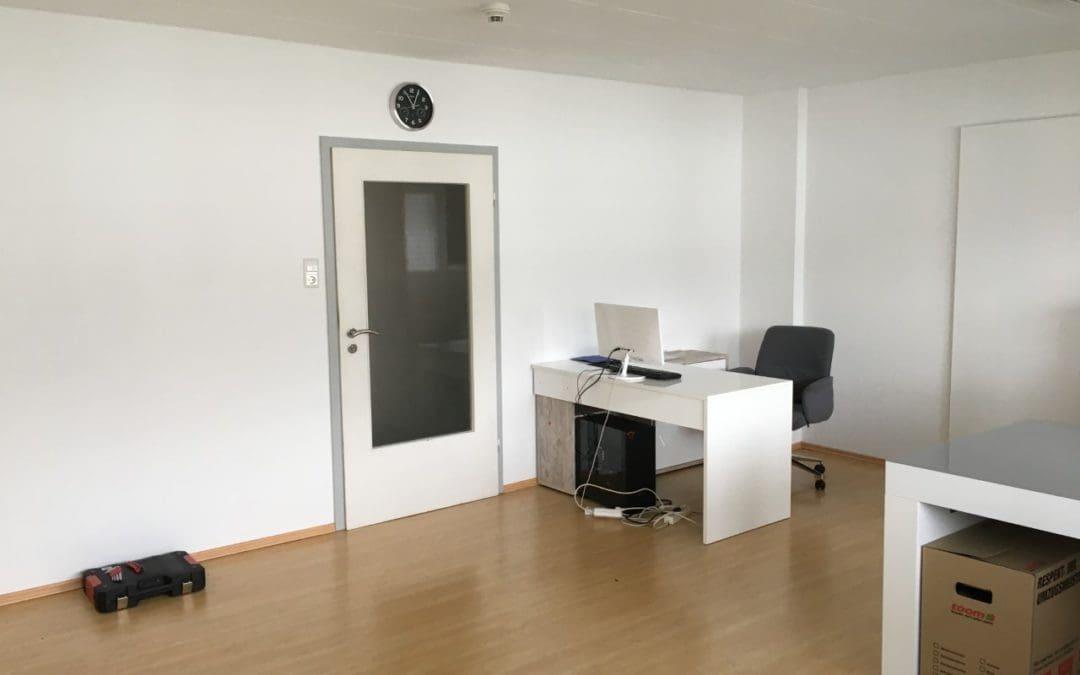 Büro ab sofort, ca. 28m² zu vermieten